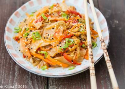 KIMCHI- korejský kvašený salát