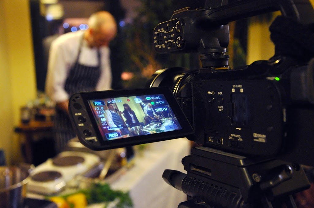 Vánoční cooking show aneb jak se vaří netradiční vánoční večeře