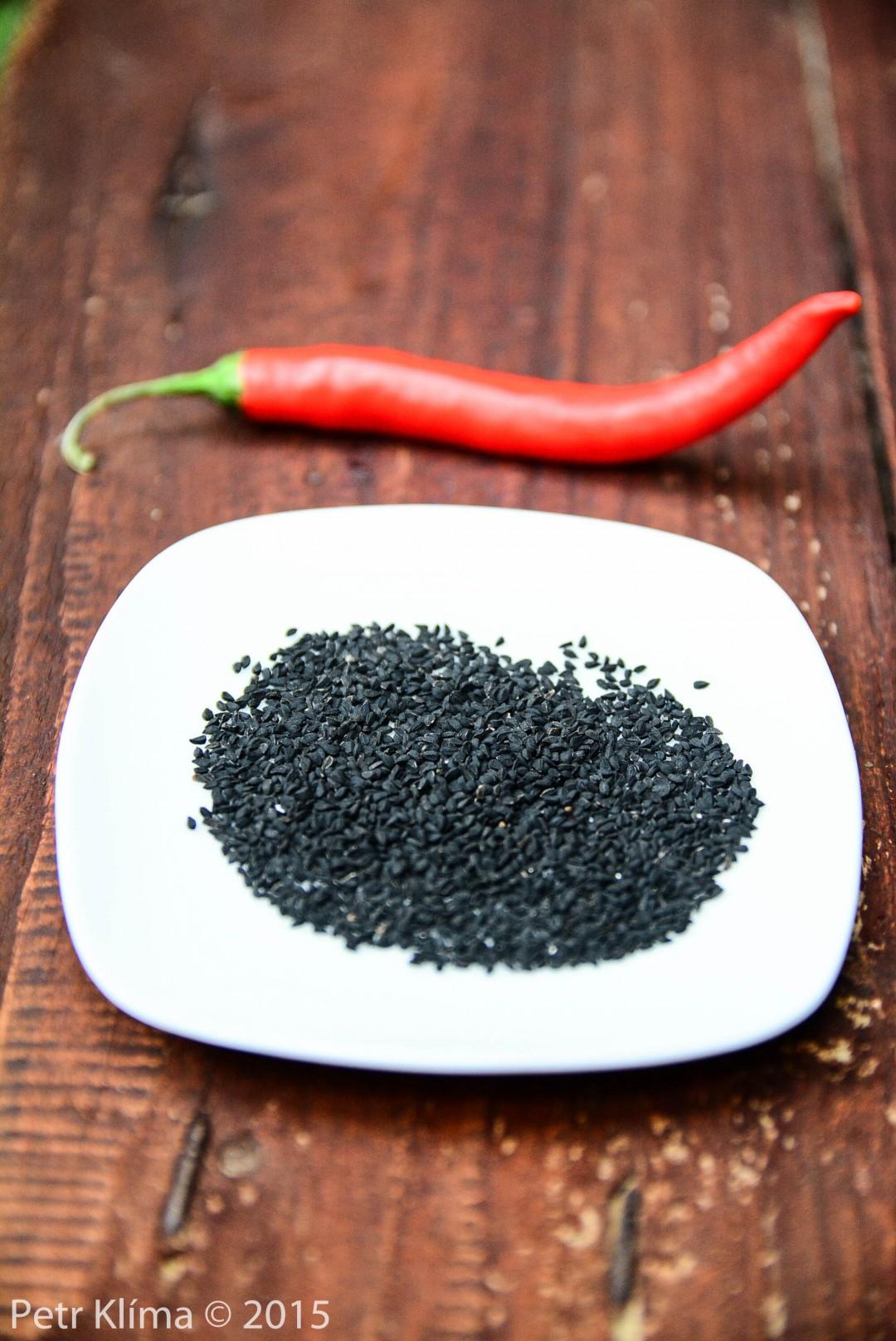 Černucha setá/ Black onion seeds