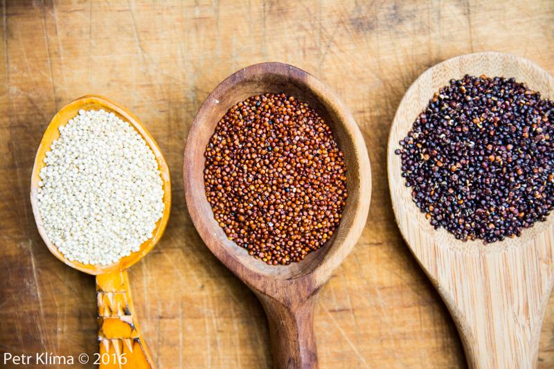 Quinoa- Merlík čilský