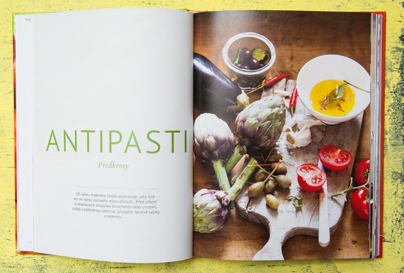 Italská veganská kuchařka /2015/ Ruediger Dahlke